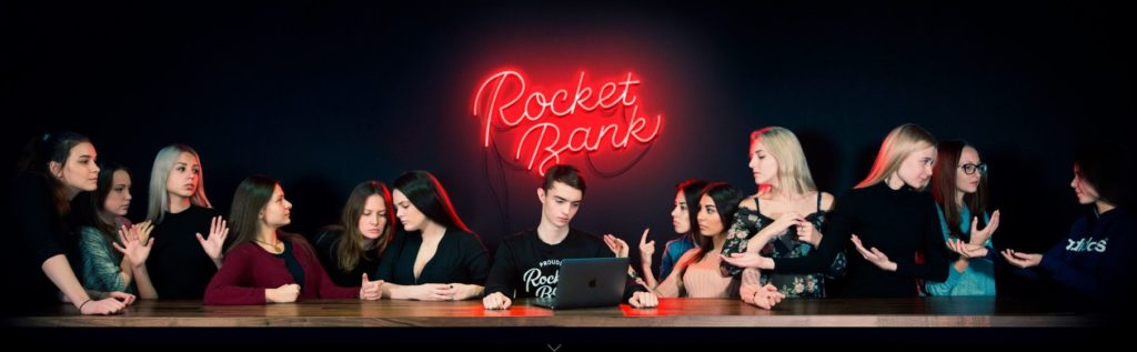 Работа в Рокетбанке (Вакансии 2018)