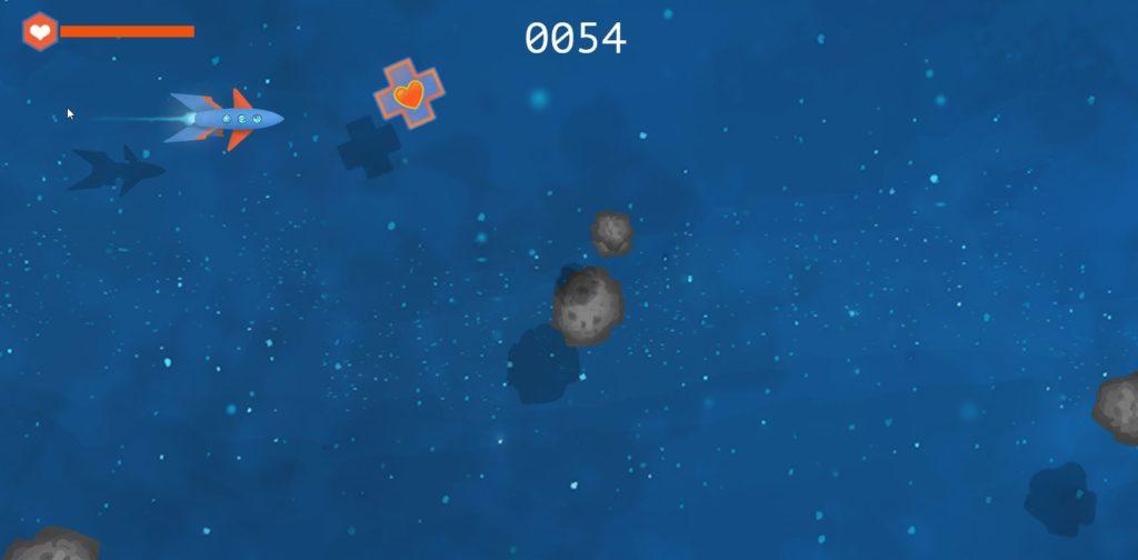 Игра Открытый космос Рокетбанк